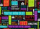 Animierte Teen Geburtstag e Karten